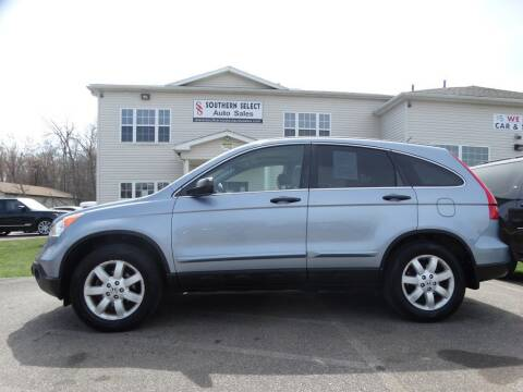 2008 Honda CR-V for sale at SOUTHERN SELECT AUTO SALES in Medina OH