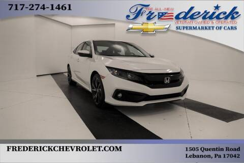 2019 Honda Civic for sale at Lancaster Pre-Owned in Lancaster PA