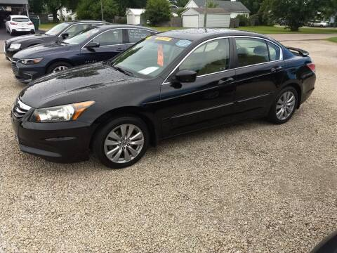 2012 Honda Accord for sale at Economy Motors in Muncie IN
