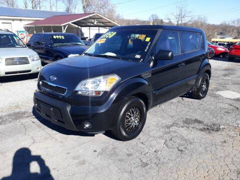 2011 Kia Soul for sale at Rocket Center Auto Sales in Mount Carmel TN