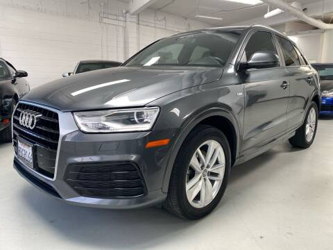 2018 Audi Q3 for sale at Mag Motor Company in Walnut Creek CA