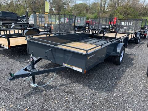 2020 Belmont UT612SS for sale at Smart Choice 61 Trailers in Shoemakersville PA
