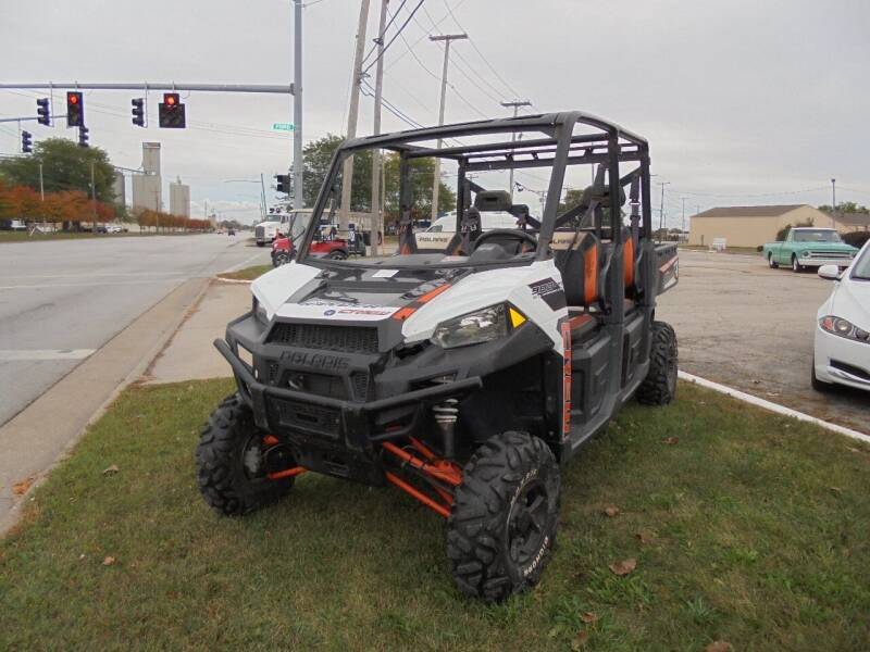 2015 Polaris ranger for sale at Reliance Rental Used Cars in Maumee OH