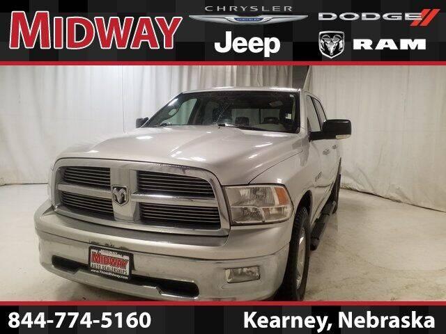 2009 Dodge Ram Pickup 1500 for sale at MIDWAY CHRYSLER DODGE JEEP RAM in Kearney NE
