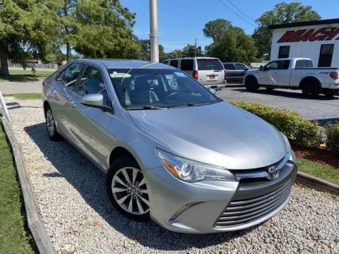 2017 Toyota Camry for sale at Beach Auto Brokers in Norfolk VA