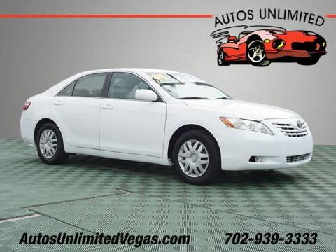 2009 Toyota Camry for sale at Autos Unlimited in Las Vegas NV