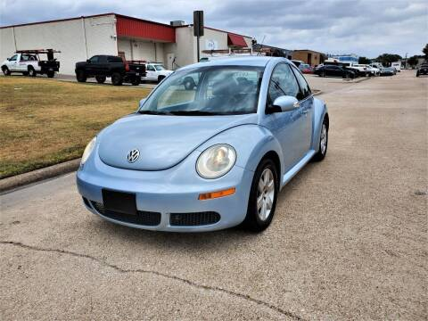 2009 Volkswagen New Beetle for sale at Image Auto Sales in Dallas TX