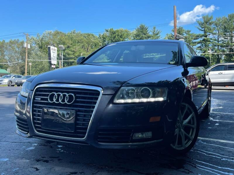 2009 Audi A6 for sale at MAGIC AUTO SALES in Little Ferry NJ