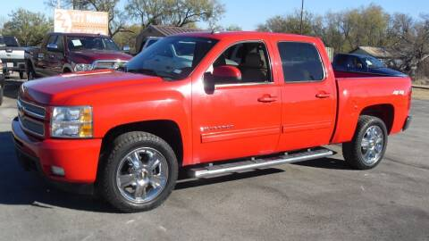 2012 Chevrolet Silverado 1500 for sale at 277 Motors in Hawley TX