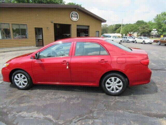 2009 Toyota Corolla for sale at Bill Smith Used Cars in Muskegon MI