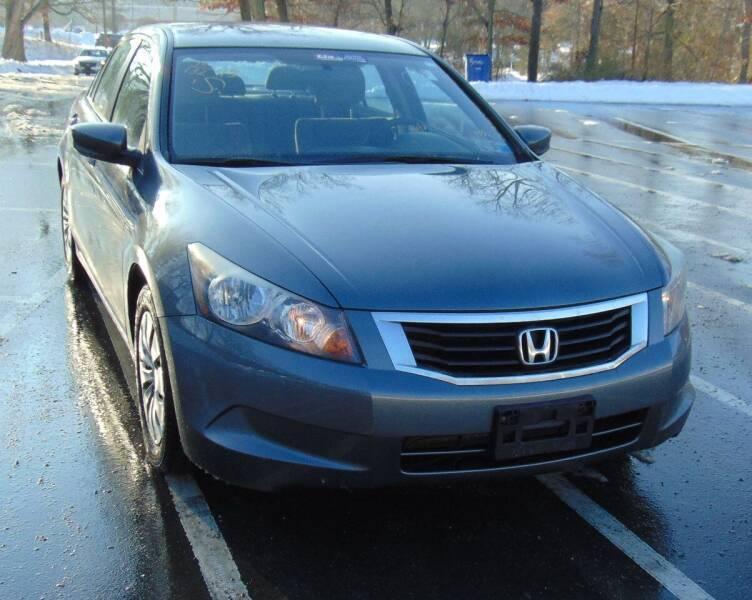 2010 Honda Accord for sale at LA Motors in Waterbury CT