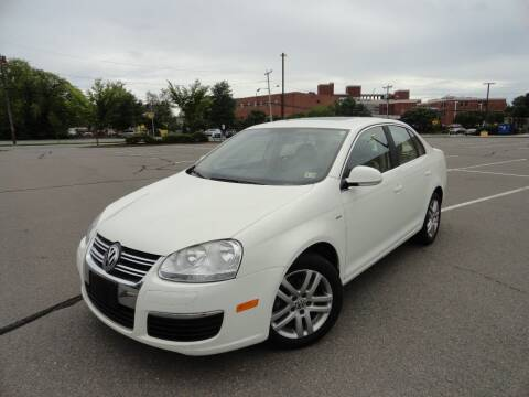 2007 Volkswagen Jetta for sale at TJ Auto Sales LLC in Fredericksburg VA