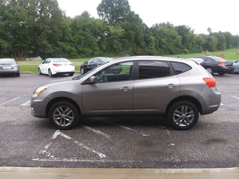 2010 Nissan Rogue S Krom 4dr Crossover - Pleasant View TN