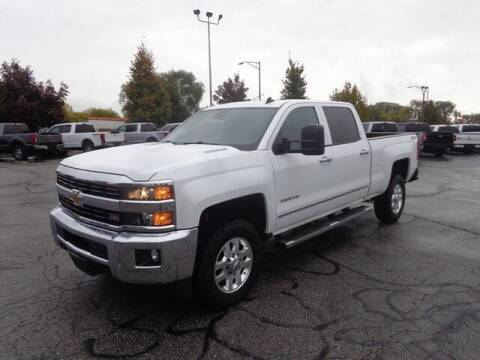 2015 Chevrolet Silverado 2500HD for sale at State Street Truck Stop in Sandy UT