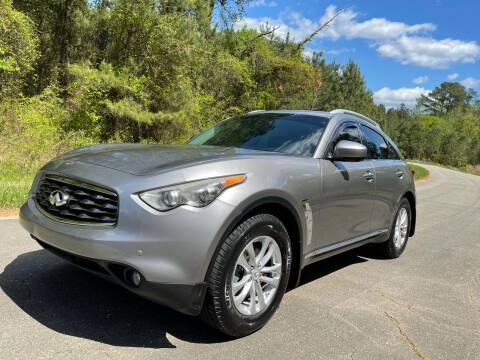 2011 Infiniti FX35 for sale at Carrera AutoHaus Inc in Clayton NC