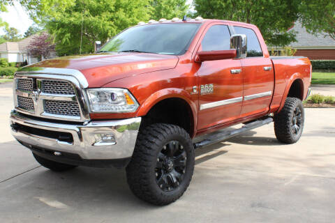 2013 RAM Ram Pickup 2500 for sale at CANTWEIGHT CLASSICS in Maysville OK