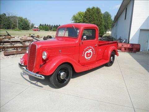 1937 Ford Half ton for sale at OLSON AUTO EXCHANGE LLC in Stoughton WI