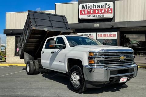 2015 Chevrolet Silverado 3500HD for sale at Michael's Auto Plaza Latham in Latham NY