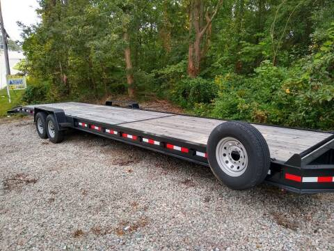 2019 Down To Earth 2 Car Trailer  for sale at James River Motorsports Inc. in Chester VA