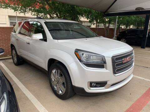 2017 GMC Acadia Limited for sale at Excellence Auto Direct in Euless TX
