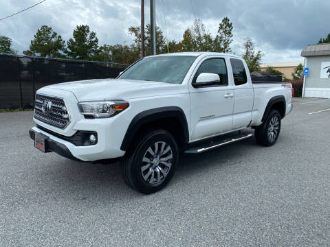 2017 Toyota Tacoma for sale at Autoteam of Valdosta in Valdosta GA