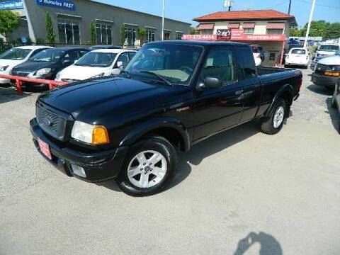 2005 Ford Ranger for sale at Craig's Classics in Fort Worth TX