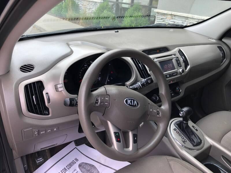 2015 Kia Sportage AWD LX 4dr SUV - Edwardsville KS