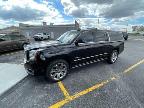 2016 GMC Yukon XL for sale at ALOTTA AUTO in Rexburg ID