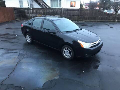 2011 Ford Focus for sale at Lux Car Sales in South Easton MA