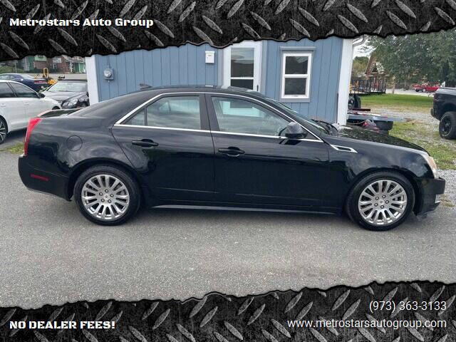 2011 Cadillac CTS for sale at Metrostars Auto Group in Hamburg NJ