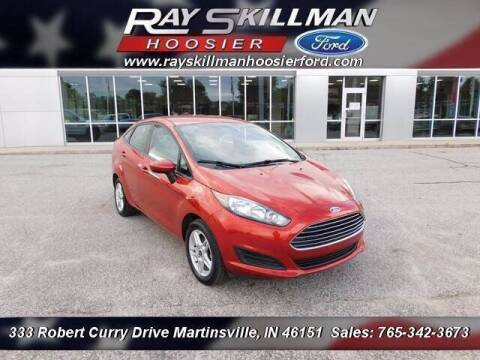 2019 Ford Fiesta for sale at Ray Skillman Hoosier Ford in Martinsville IN
