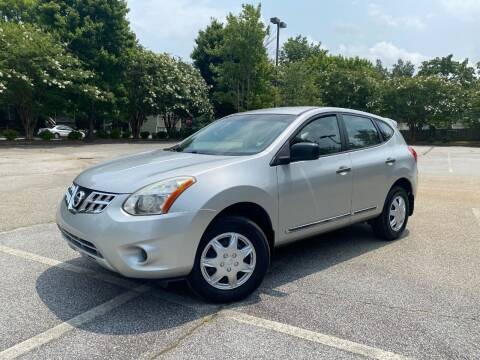 2012 Nissan Rogue for sale at Uniworld Auto Sales LLC. in Greensboro NC