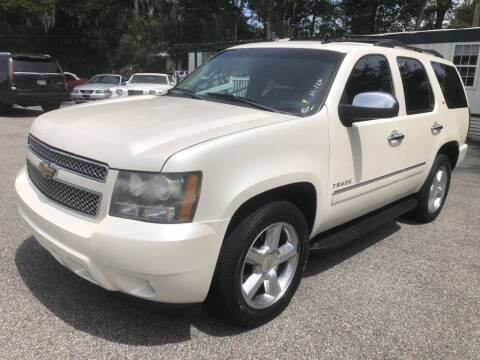 2011 Chevrolet Tahoe for sale at Auto Cars in Murrells Inlet SC