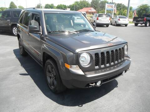 2017 Jeep Patriot for sale at Morelock Motors INC in Maryville TN