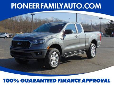 2021 Ford Ranger for sale at Pioneer Family auto in Marietta OH
