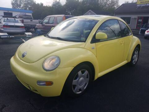 1999 Volkswagen New Beetle for sale at Germantown Auto Sales in Carlisle OH