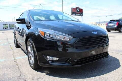 2018 Ford Focus for sale at B & B Car Co Inc. in Clinton Township MI