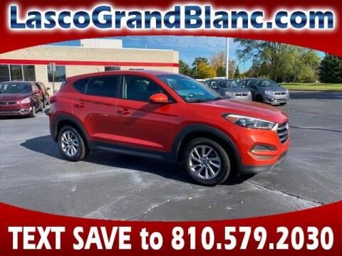 2016 Hyundai Tucson for sale at Lasco of Grand Blanc in Grand Blanc MI