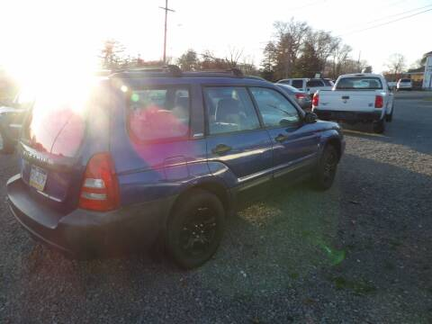 2003 Subaru Forester for sale at English Autos in Grove City PA