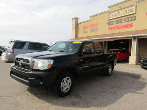 2011 Toyota Tacoma for sale at Import Motors in Bethany OK