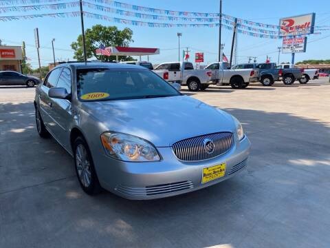 2009 Buick Lucerne for sale at Russell Smith Auto in Fort Worth TX