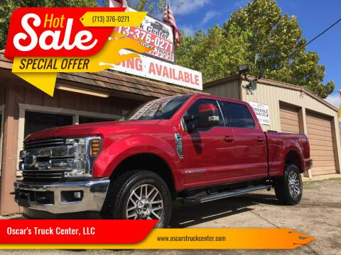 2018 Ford F-250 Super Duty for sale at Oscar's Truck Center, LLC in Houston TX