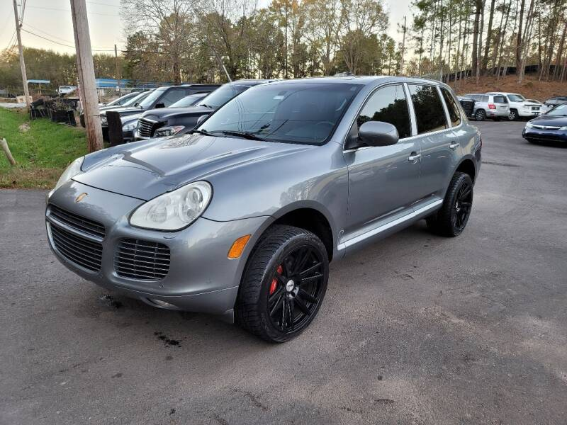 2005 Porsche Cayenne for sale at GA Auto IMPORTS  LLC in Buford GA