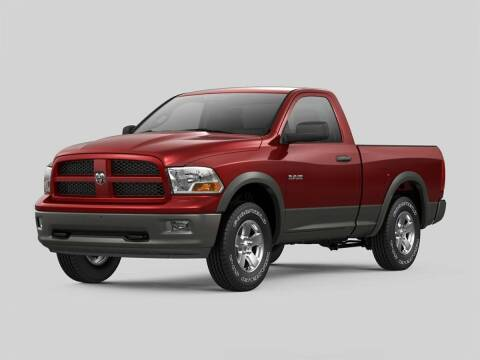 2011 RAM Ram Pickup 1500 for sale at TTC AUTO OUTLET/TIM'S TRUCK CAPITAL & AUTO SALES INC ANNEX in Epsom NH