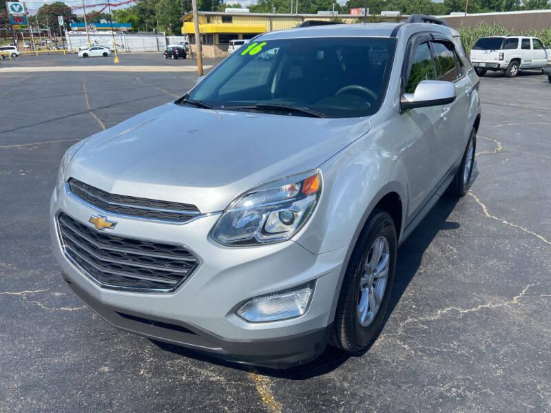 2016 Chevrolet Equinox for sale at IMPALA MOTORS in Memphis TN