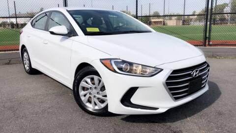 2017 Hyundai Elantra for sale at Maxima Auto Sales in Malden MA