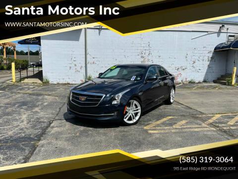 2015 Cadillac ATS for sale at Santa Motors Inc in Rochester NY