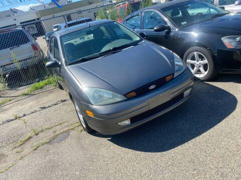 2003 Ford Focus for sale at Bob Luongo's Auto Sales in Fall River MA