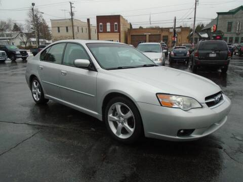 2007 Subaru Legacy for sale at NORTHLAND AUTO SALES in Dale WI