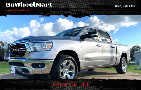 2019 RAM Ram Pickup 1500 for sale at GOWHEELMART in Available In LA